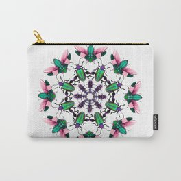 Bug Mandala 2 Carry-All Pouch