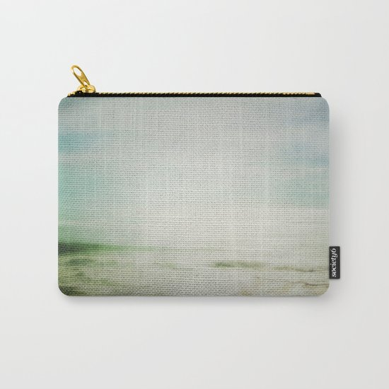 ABSTRACT BEACH Carry-All Pouch