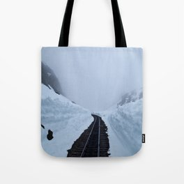 The winter pass Tote Bag