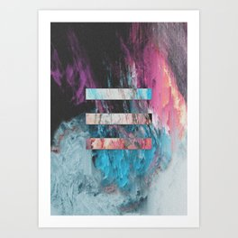 mesa 02 Art Print