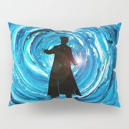 Doctor Inside Time Vortex Pillow Sham