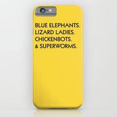 LEMONBITE NO. 2 Slim Case iPhone 6s