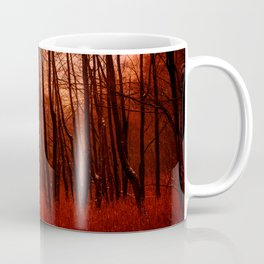 High Grass in the Enchanted Forest Coffee Mug