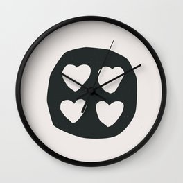 Kuare (Window of the Soul) Wall Clock