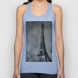 To Paris, With Love Unisex Tank Top