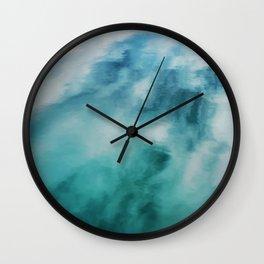 On the Water #decor #buyart #style #society6 Wall Clock
