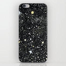 Space Is The Place iPhone Skin