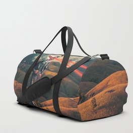 We are Watching You for Your Own Safety Duffle Bag
