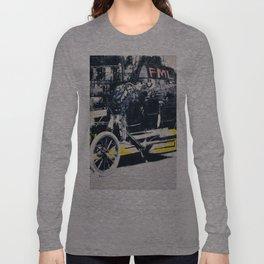 FML Taxi Long Sleeve T-shirt