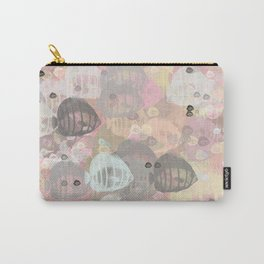 Fish Abstract Sea Life Carry-All Pouch