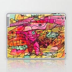 Snaggled Laptop & iPad Skin