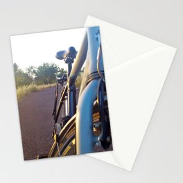 I miss the summer Stationery Cards