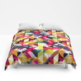 Aztec Geometric VII Comforters