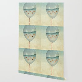 Balloon Fish Wallpaper