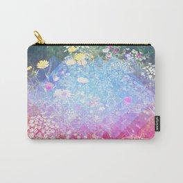 Flora Light Carry-All Pouch