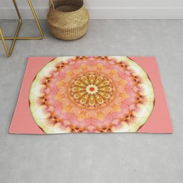 Mandalas from the Heart of Transformation 9 Rug