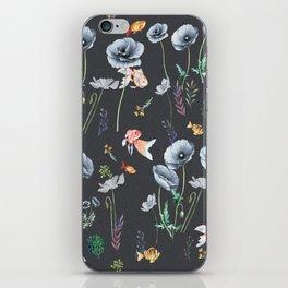 Fishes & Garden iPhone Skin