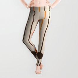 Golden Sixlet Leggings