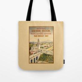 1915 Panama–California Exposition Tote Bag