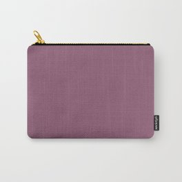 Blackberry - solid color Carry-All Pouch