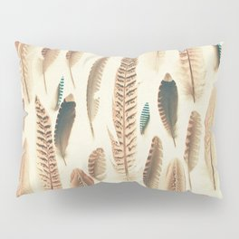 Found Feathers Pillow Sham