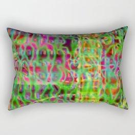 Fretwork Rectangular Pillow
