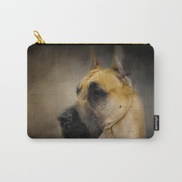 Dashing Great Dane Carry-All Pouch