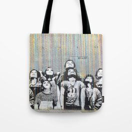 Look Up! Tote Bag