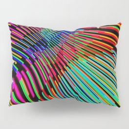 Vague Colorée Pillow Sham