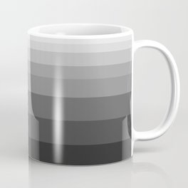 Shade of Grey. Coffee Mug