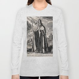 Saint Gregory the Great Long Sleeve T-shirt
