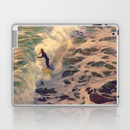 Riding the Sea Laptop & iPad Skin