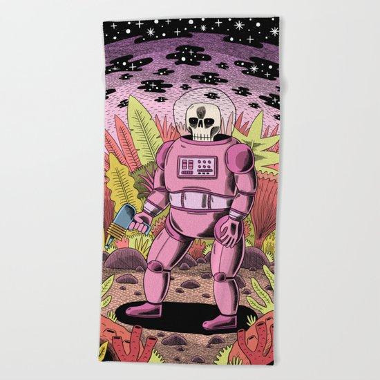 The Dead Spaceman Beach Towel