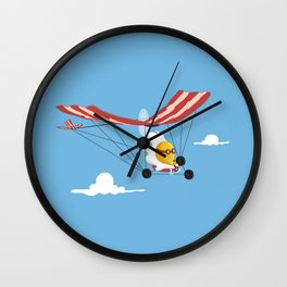 Ultralight Wall Clock