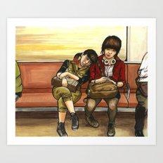 Namba Art Print