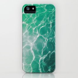 Water Reflecting Light iPhone Case