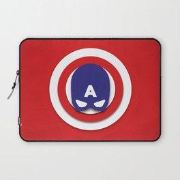 Star-Spangled Man Laptop Sleeve