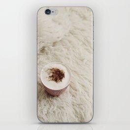 Café.  iPhone Skin