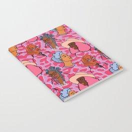 Autumn Babes - Lilac Notebook