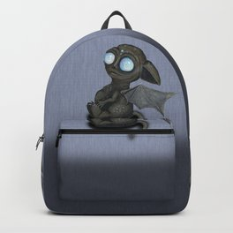 Cute dragon creature Backpack