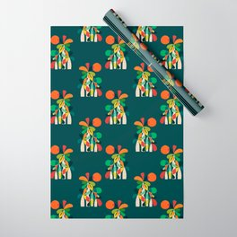 Palma Wrapping Paper