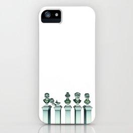 Singing Heads iPhone Case