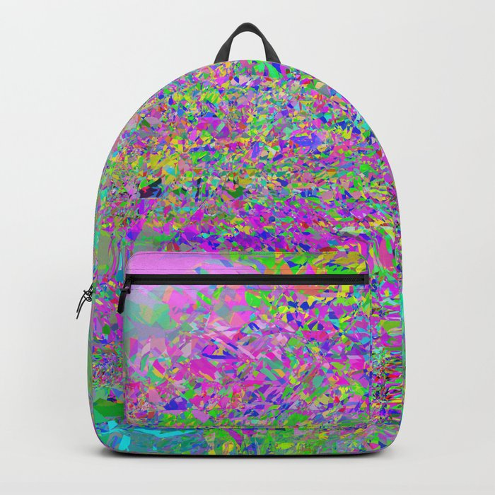 Extra Glitchy Backpack