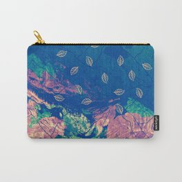 Abstract nature in the mountains Carry-All Pouch