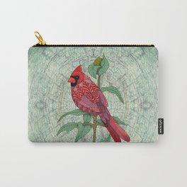 Virginia Cardinal Carry-All Pouch