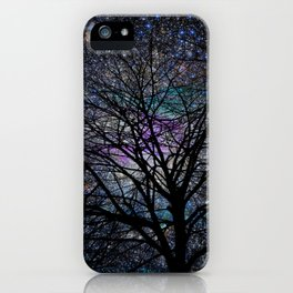 gorgeous darkness iPhone Case