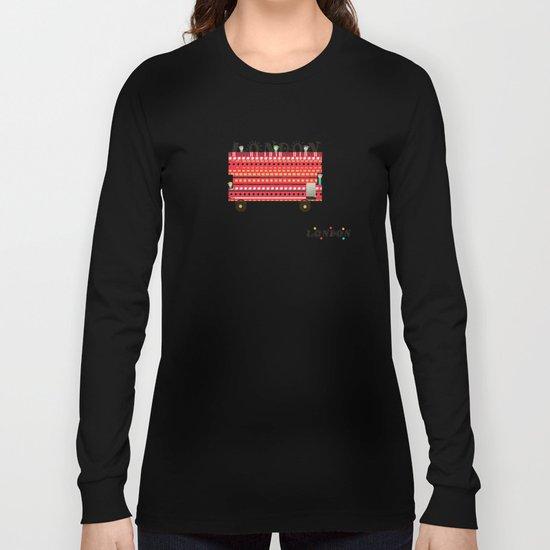 london mini icon  Long Sleeve T-shirt