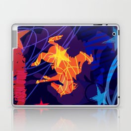Psycho Cowboy Laptop & iPad Skin