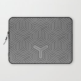 Odd one out Geometric Laptop Sleeve
