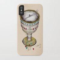 faith iPhone & iPod Cases featuring FAITH by Dianah B